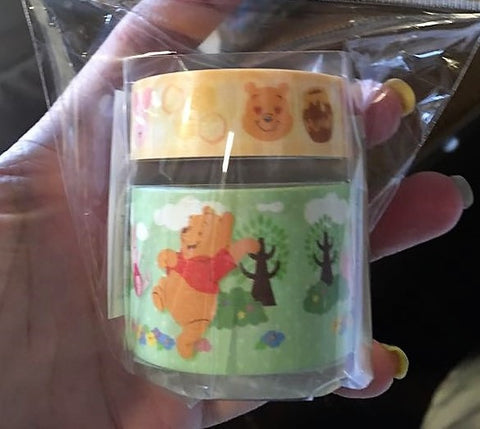 Disney Washi Tape - Pooh