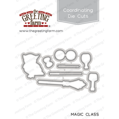 Magic Class - Die Cuts