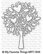Die-namics Heart Tree