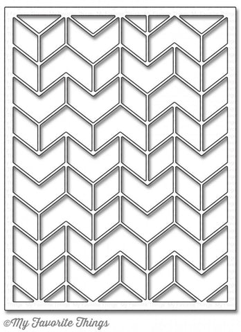 Die-namics Split Chevron Cover-Up