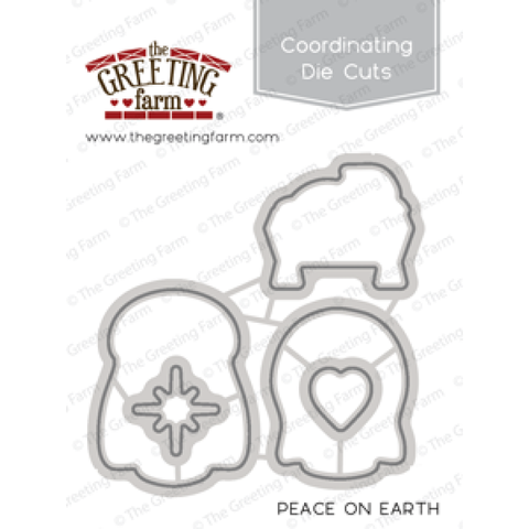 Peace on Earth - Die Cuts
