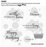 Shower Stamp Set