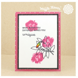 Hibiscus Stamp Set