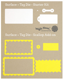 Surface – Tag Die - Scallop Add-on