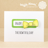 Bowtiful Additions Stamp Set