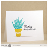 Planted Stamp Set