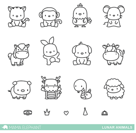 LUNAR ANIMALS