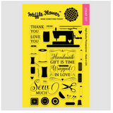 Notions Stamp Set