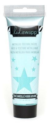 TEXTURE PASTE - METALLIC TEAL