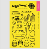 Egg Hunt Stamp Set