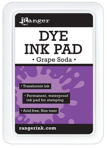 Ranger - Dye Ink Pad - Grape Soda