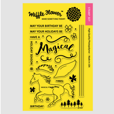 Magical Stamp Set