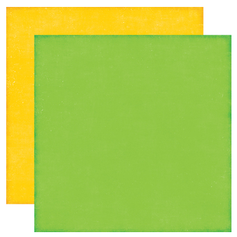 Little Man - Designer Solids - Green/Yellow