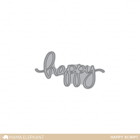 HAPPY SCRIPT - CREATIVE CUTS