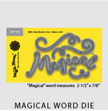 Magical Word Die
