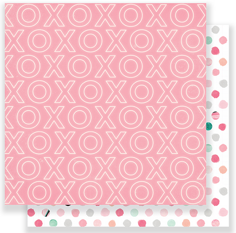 PAPER - PATTERNED - CP - HELLO LOVE - SMITTEN