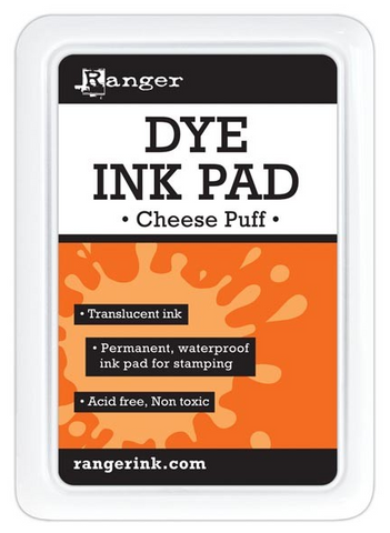 Ranger - Dye Ink Pad - Cheese Puff