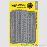 Tribal Pattern Die