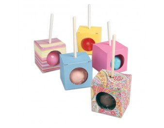 Sizzix - Bigz L Die - Box - Cake Pop