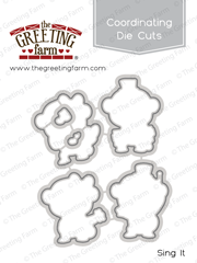 Sing It - Die Cuts