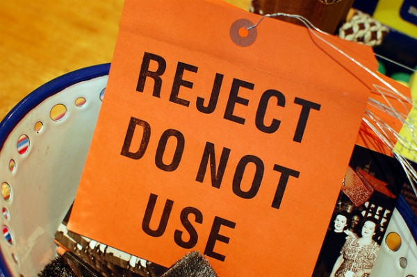 3 Tips for Dealing with Art Show Rejection
