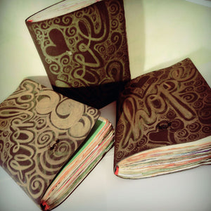 Leda Small Pocket Sketchbook