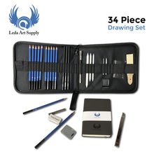 New -- LEDA'S ULTIMATE DRAWING SET