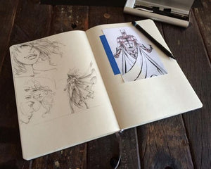 Medium Art Sketchbook