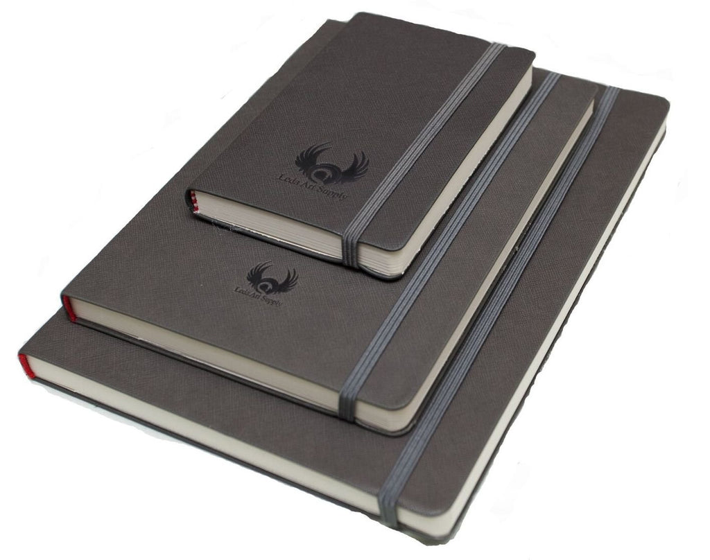 Leda Sketchbook Multi Pack (Small, Medium, & Large)