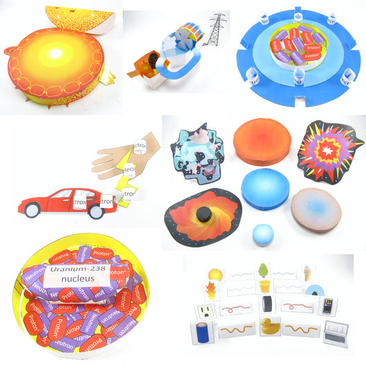 physics bundle origami organelle