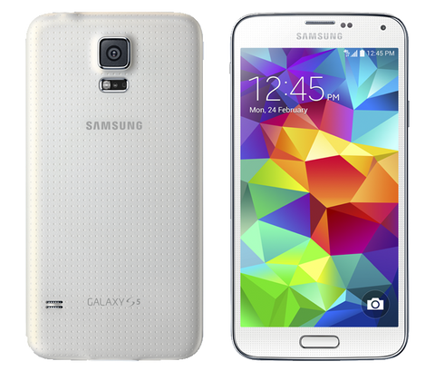 Samsung Galaxy S5 Full Screen Replacement