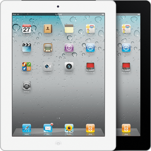 iPad 4 Front Touch Screen Replacement
