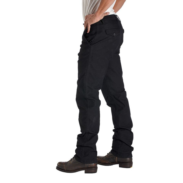 ROKKER MC bukser Chino black.