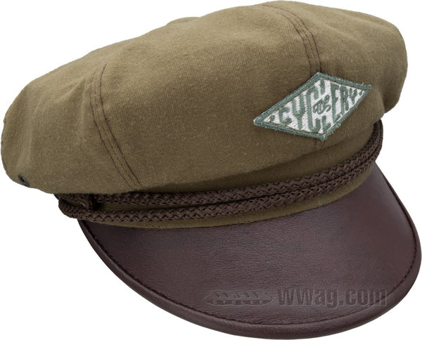 THE CYCLERY VINTAGE RIDER CAPS