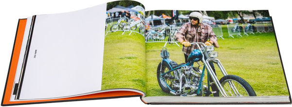 BOK »BORN FREE MOTORCYCLE SHOW«