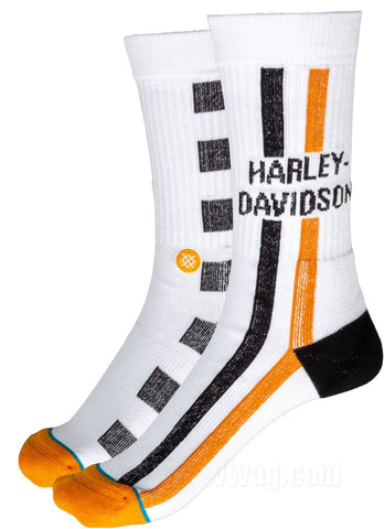 STANCE H-D CHECKERS SOCKS