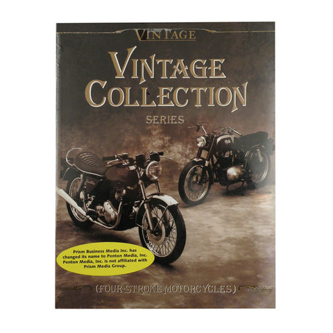 CLYMER VINTAGE COLLECTION-FOUR-STROKE MC
