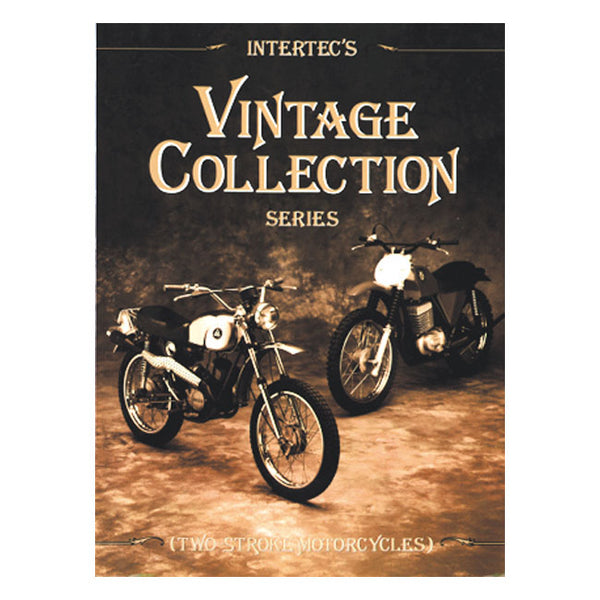CLYMER VINTAGE COLLECTION-TWO-STROKE M/C