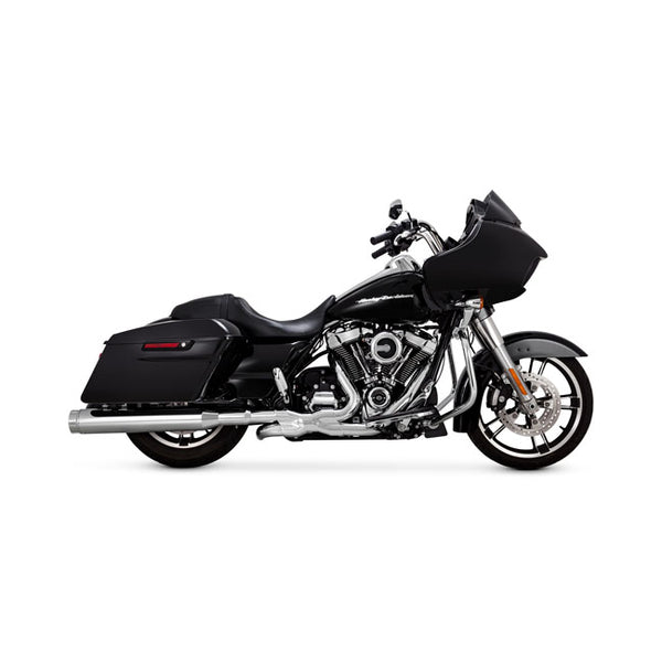 VANCE & HINES, TORQUER 450. Slip on potter til HD touring. 95-16.