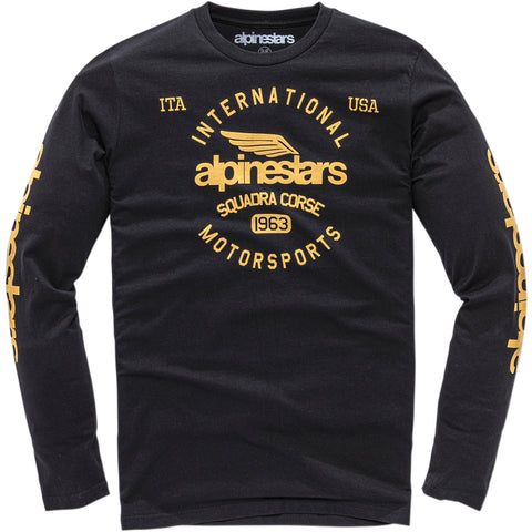 Alpinestars Winged Moto Long-Sleeve T-Shirt