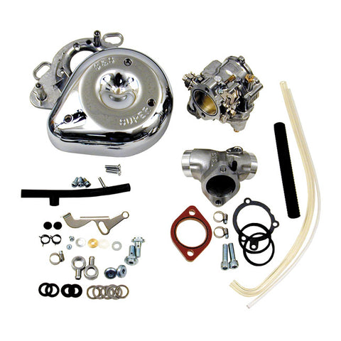 S&S Super E forgasser kit. 99-05 Twin Cam.