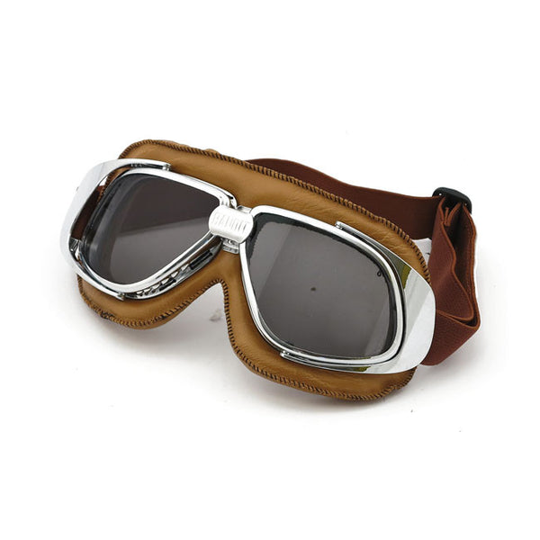 Bandit - goggles - Brune med sotet glass