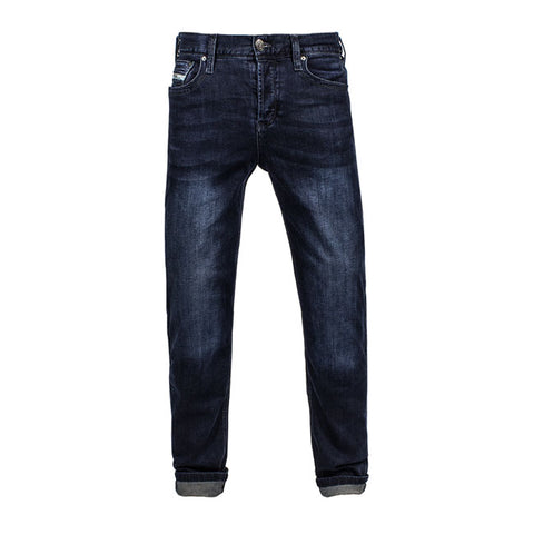 JOHN DOE ORIGINAL XTM JEANS DARK BLUE USED. Herremodell.