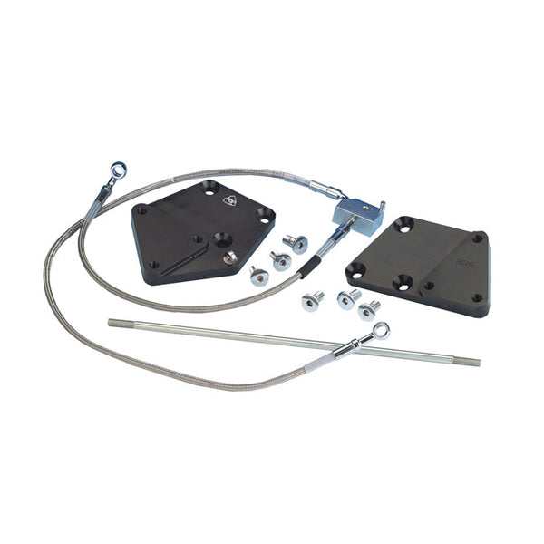 3 INCH FORWARD CONTROLS EXTENSION KIT. HD SOFTAIL 00-