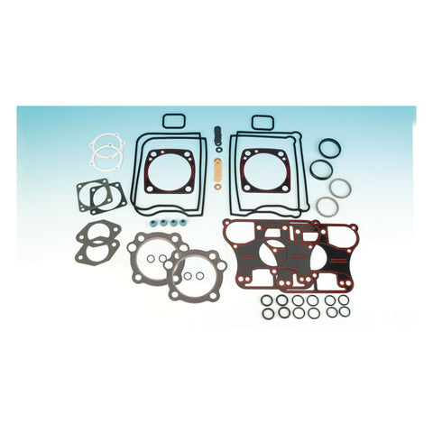 JAMES TOP END GASKET SET.  EVO 84-91.