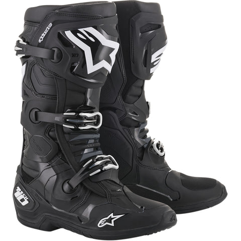 Alpinestars Tech 10 MX boots.
