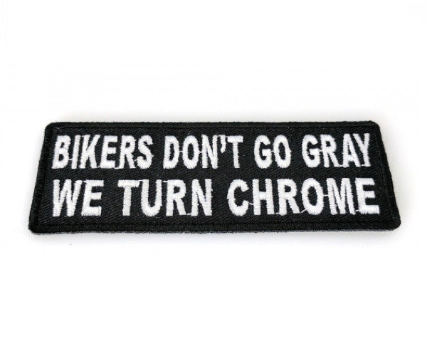 Merke -Bikers don`t turn grey