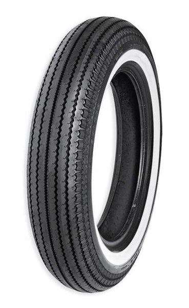 SHINKO E270 TIRE 4.00-18 (64H) WW. Foran/Bak.