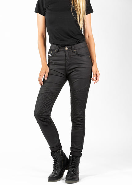 John Doe Kevlar bukse Dame -Betty Biker jegging