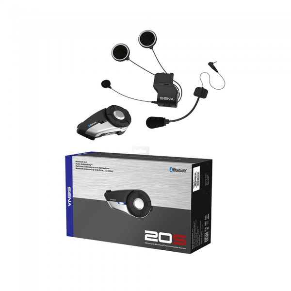 Sena 20S  intercom. Dual pack.